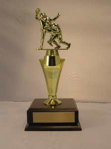 No-name Fantasy Football Trophy