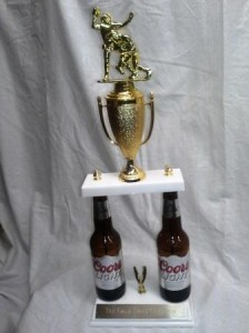 Fantasy Football Trophies,  Fantasy Football Trophy